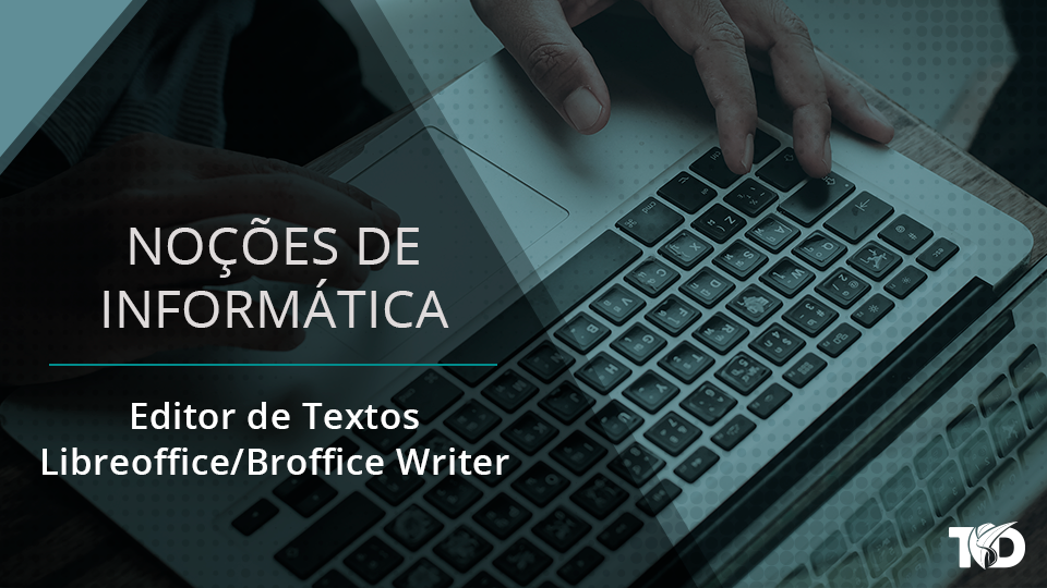 Card nocoesdeinformatica editor de textos   libreoffice broffice writer