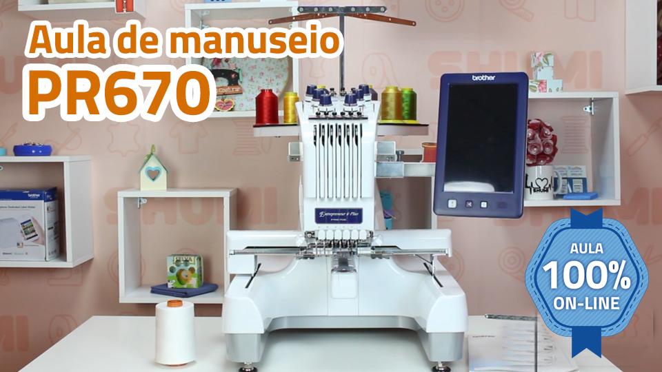Manuseio pr670