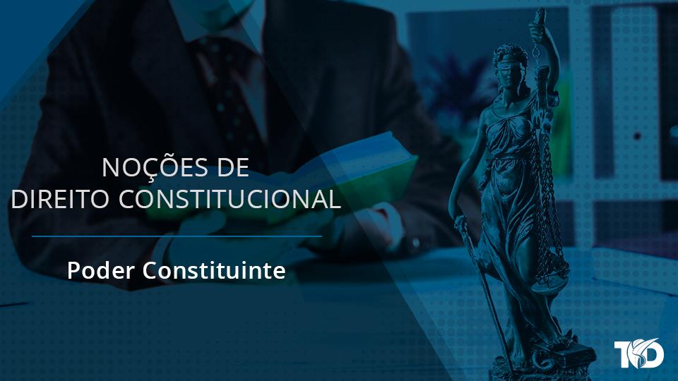 Card direitoconstitucional poder constituinte