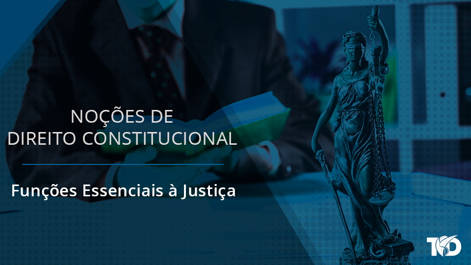 Card direitoconstitucional funcoes essenciais a justica
