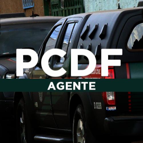 Pcdf agente capa
