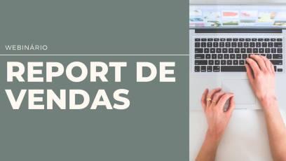 Report de Vendas - Webinar
