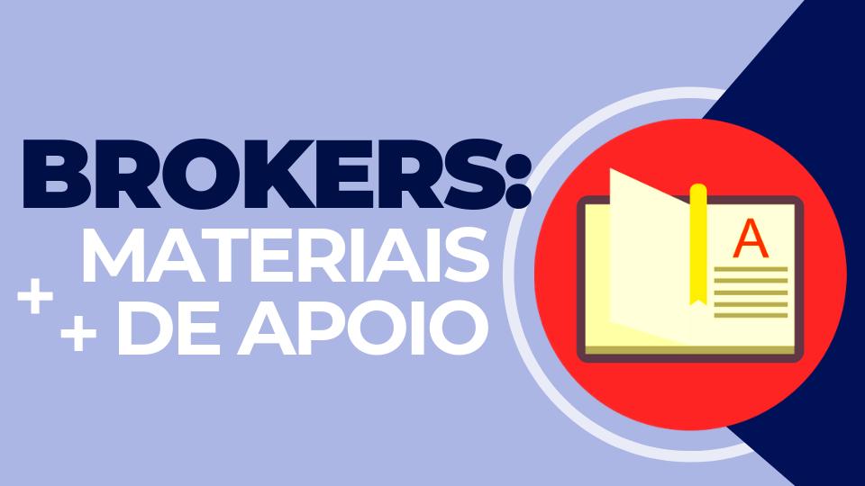 Materiais de Apoio - Brokers RE/MAX