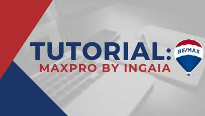 Tutorial - MAXPró by InGaia