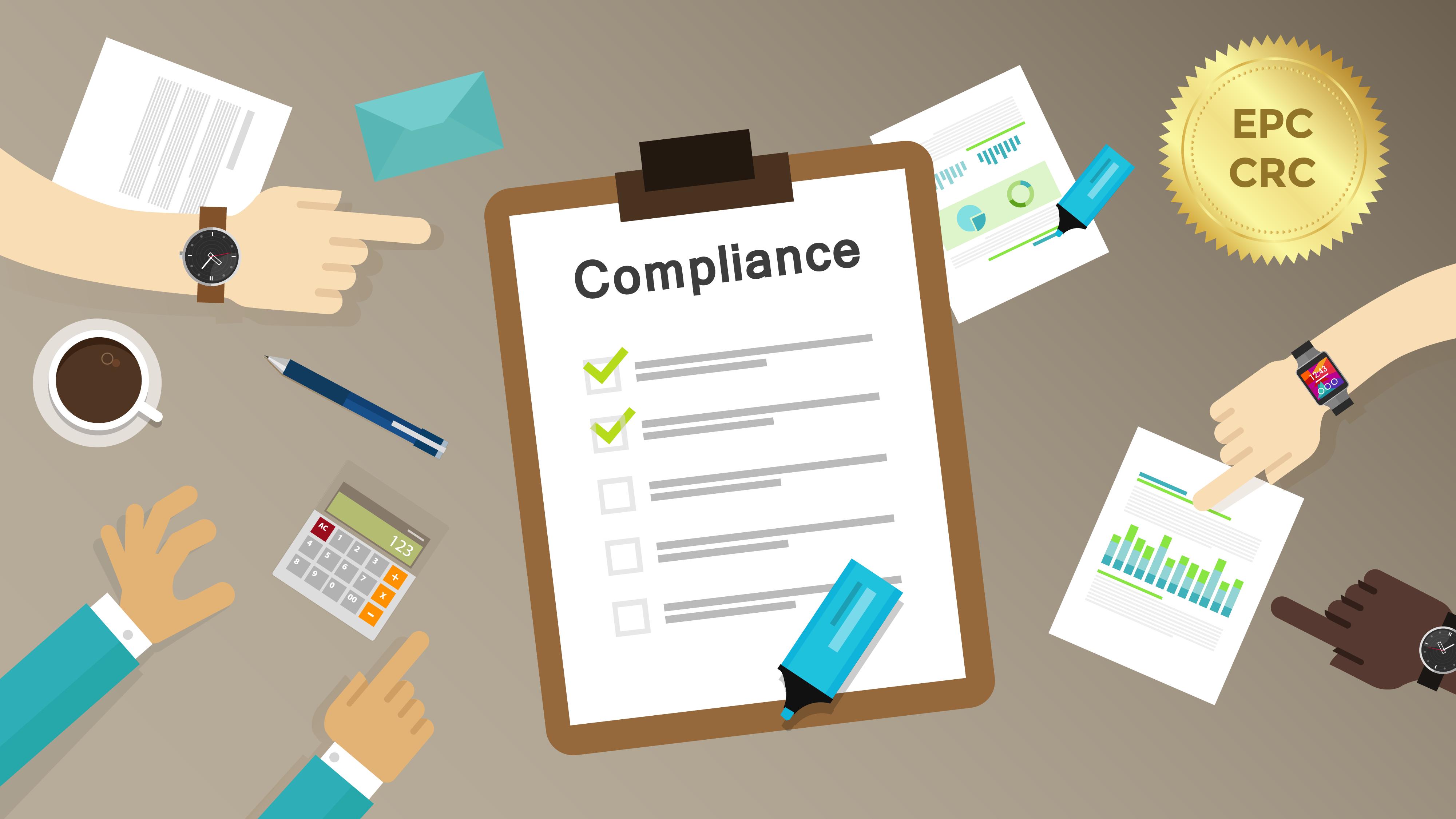 Airton grazzioli compliance crc card plataforma selo