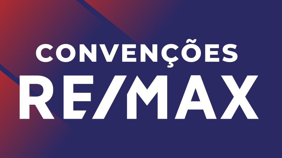 Convenções RE/MAX - Materiais