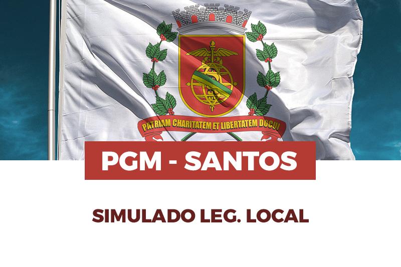 Legislacao ead pgm santos