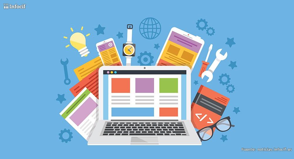 Los 5 mejores sitios para crear una web noticias infocif