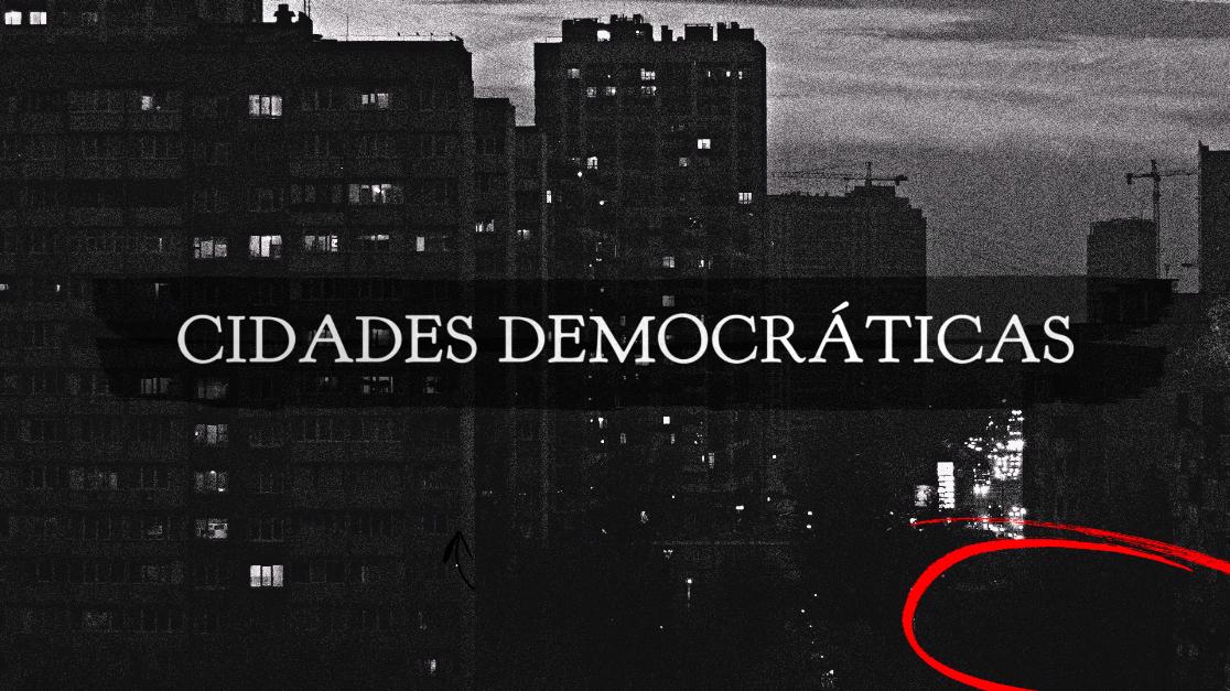Cidades democraticas site