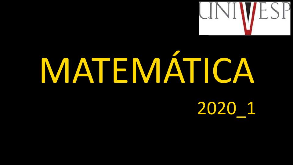 Matem%c3%a1tica%202020 1%20univesp