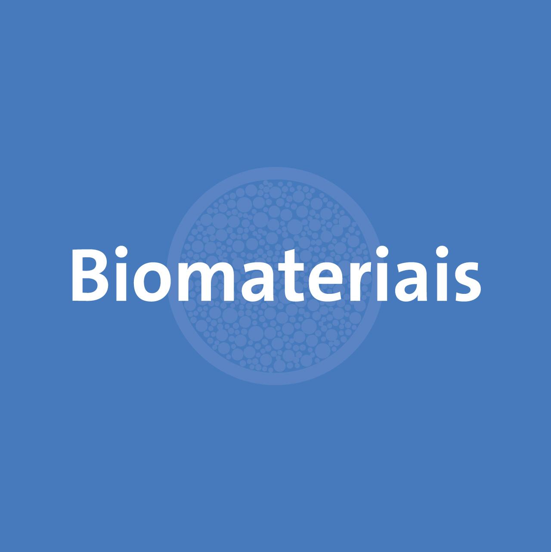 Logo card biomateriais