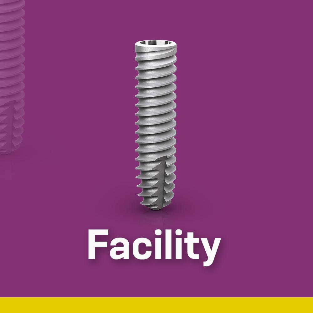 Card cursos facility