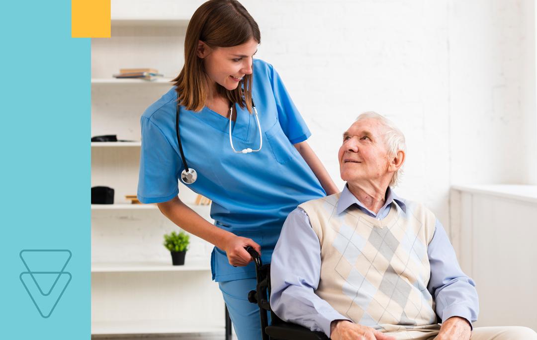 Cuidadores da pessoa idosa com defici%c3%aancia   imagem