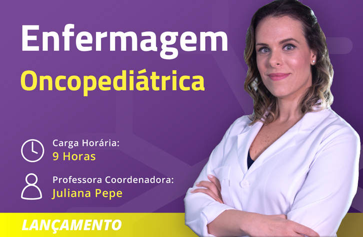 Card enfermagem pediatria