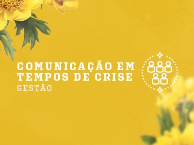 Comunica%c3%a7%c3%a3o em tempos de crise