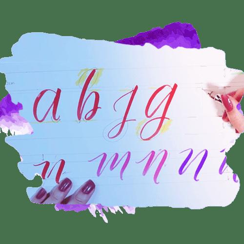 Thumb curso lettering basico min