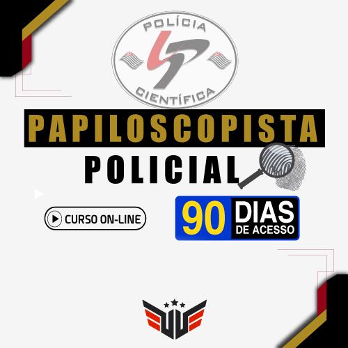 Papiloscopista policial card2