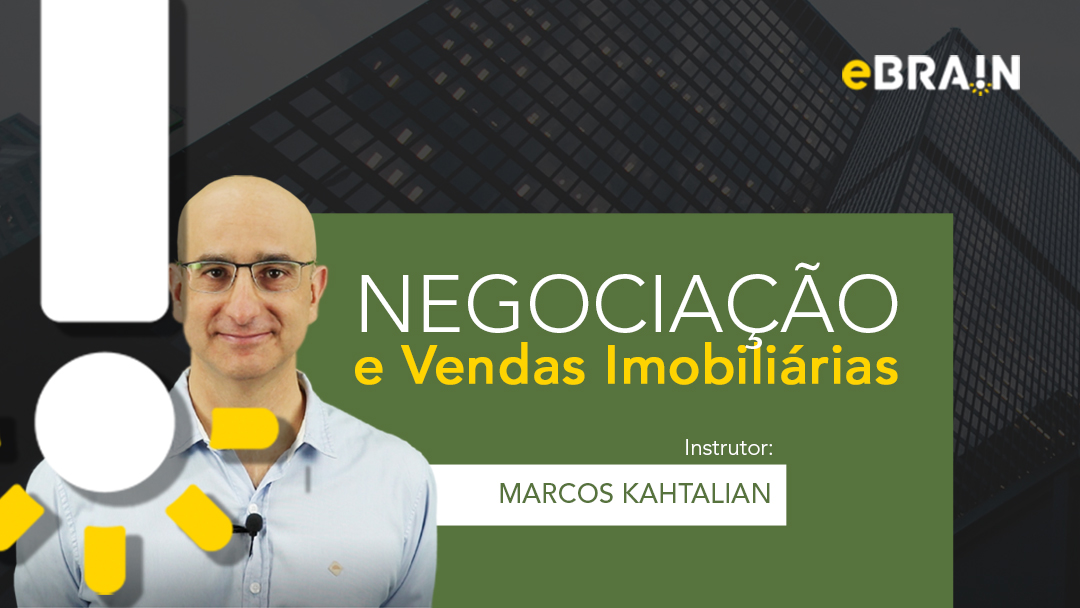 Post negociacao e vendas imobiliarias