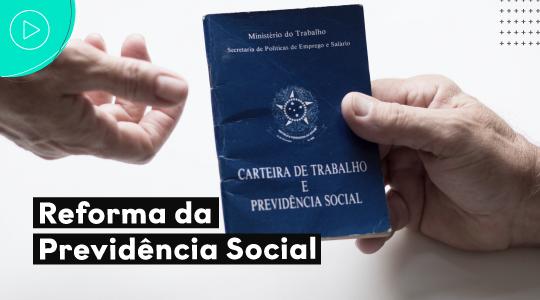 Unoplus card reforma previdencia social