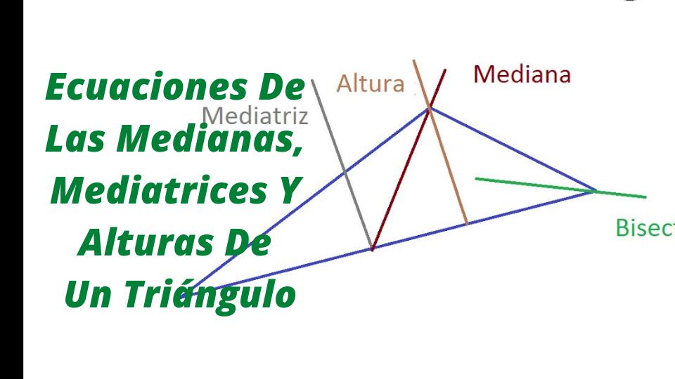 Ecuaciones de triangulo simbolo