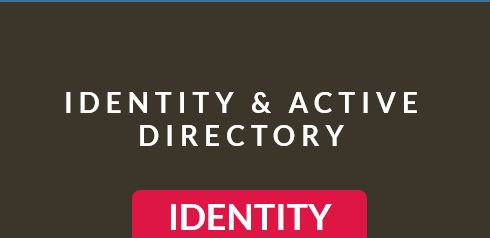 Identity ad