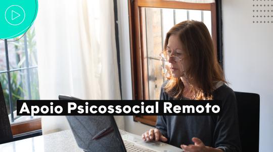 Unoplus card apoio psicossocial remoto