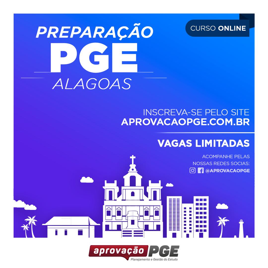 Preparacao pge alagoas card capa feed%20 %201080%20x%201080