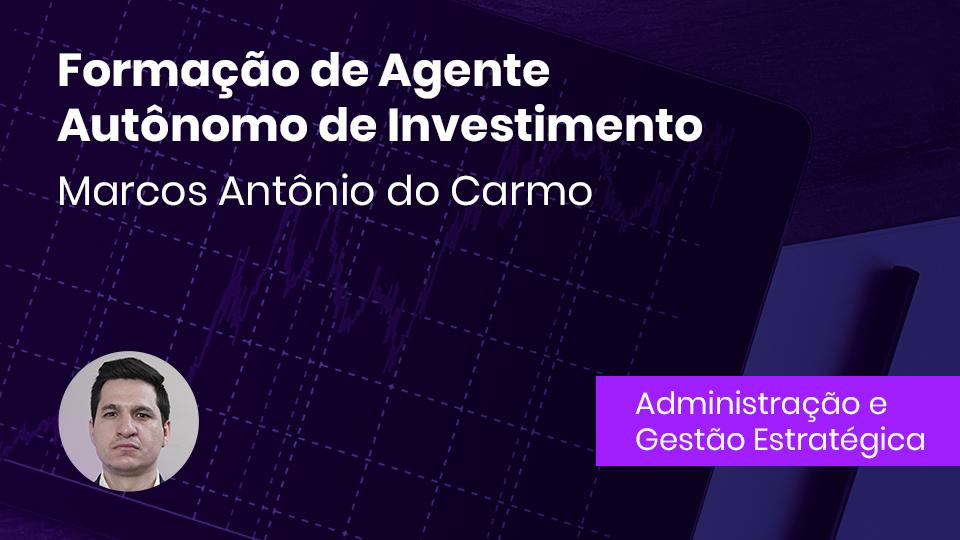 Card formacao de agente autonomo de investimento