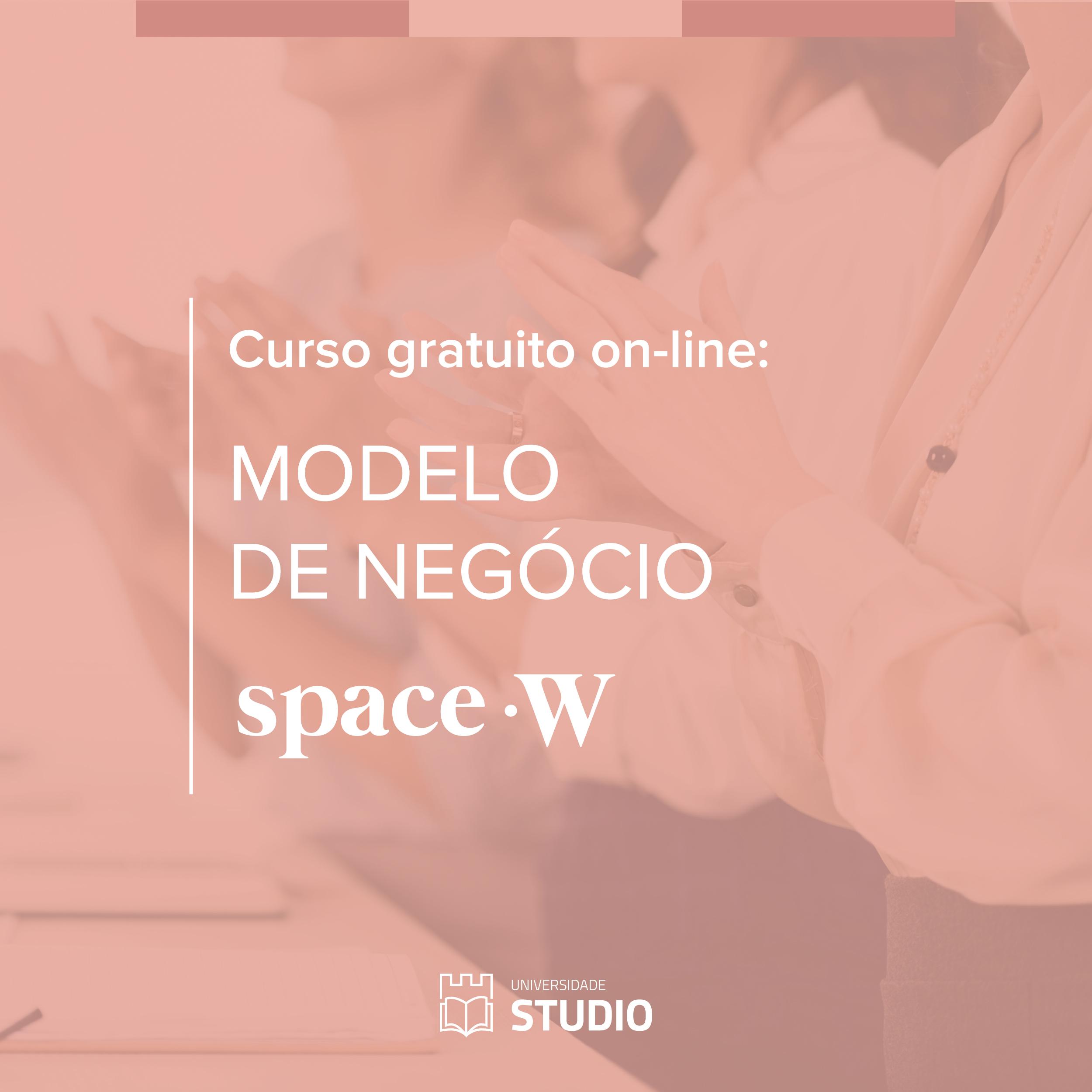 Universidade curso spacew capa