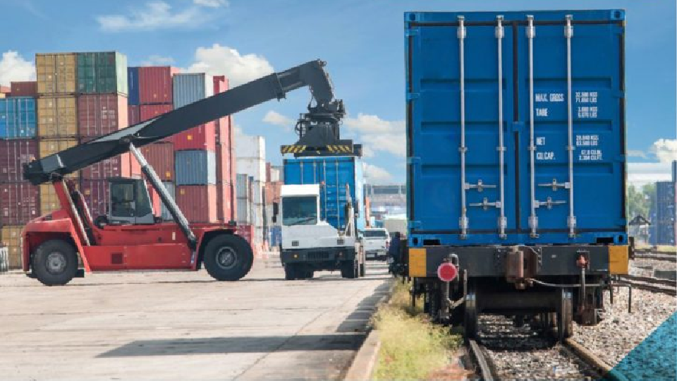 Logistica em transportes