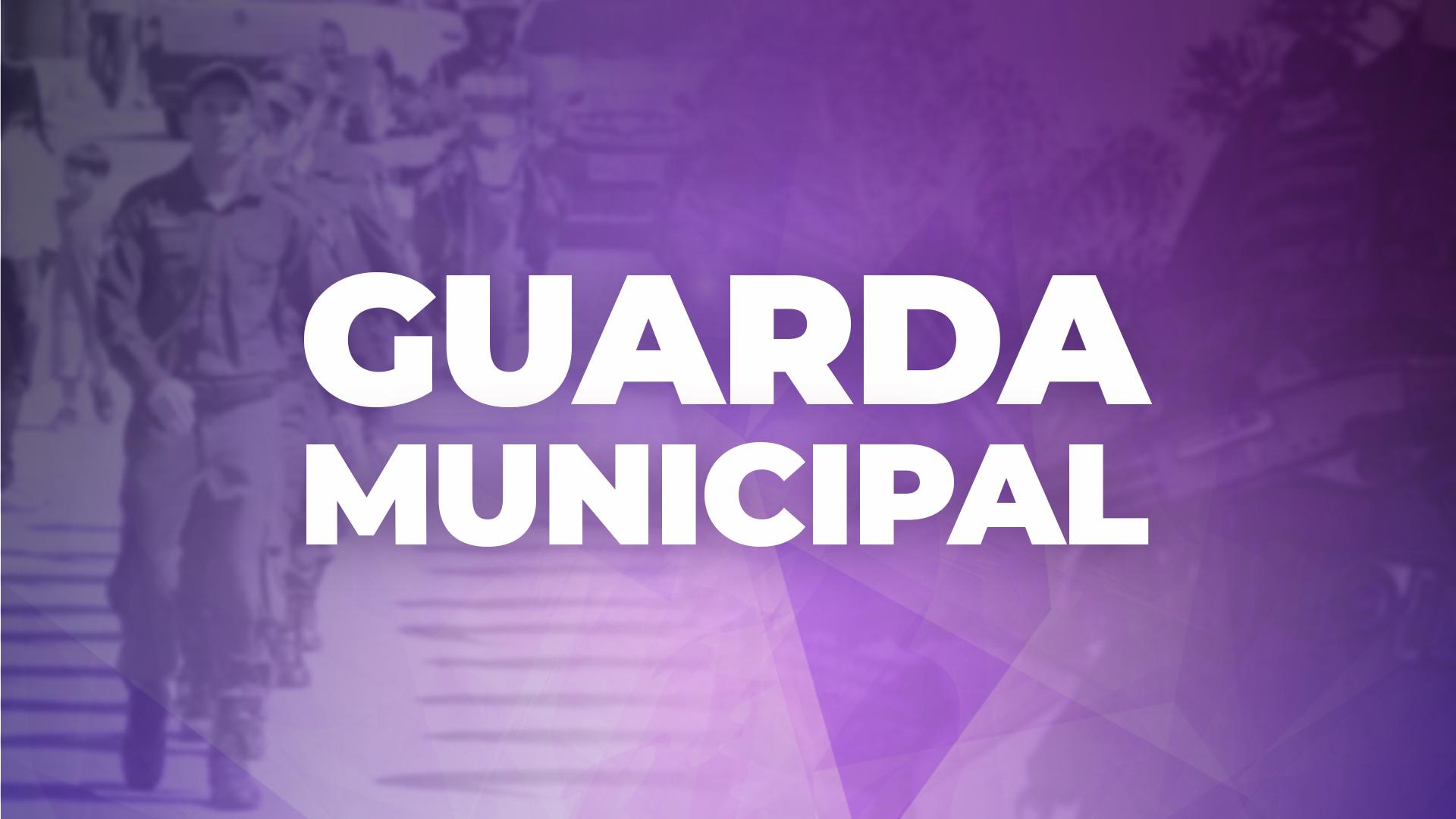 Banner 1080 guarda municipal