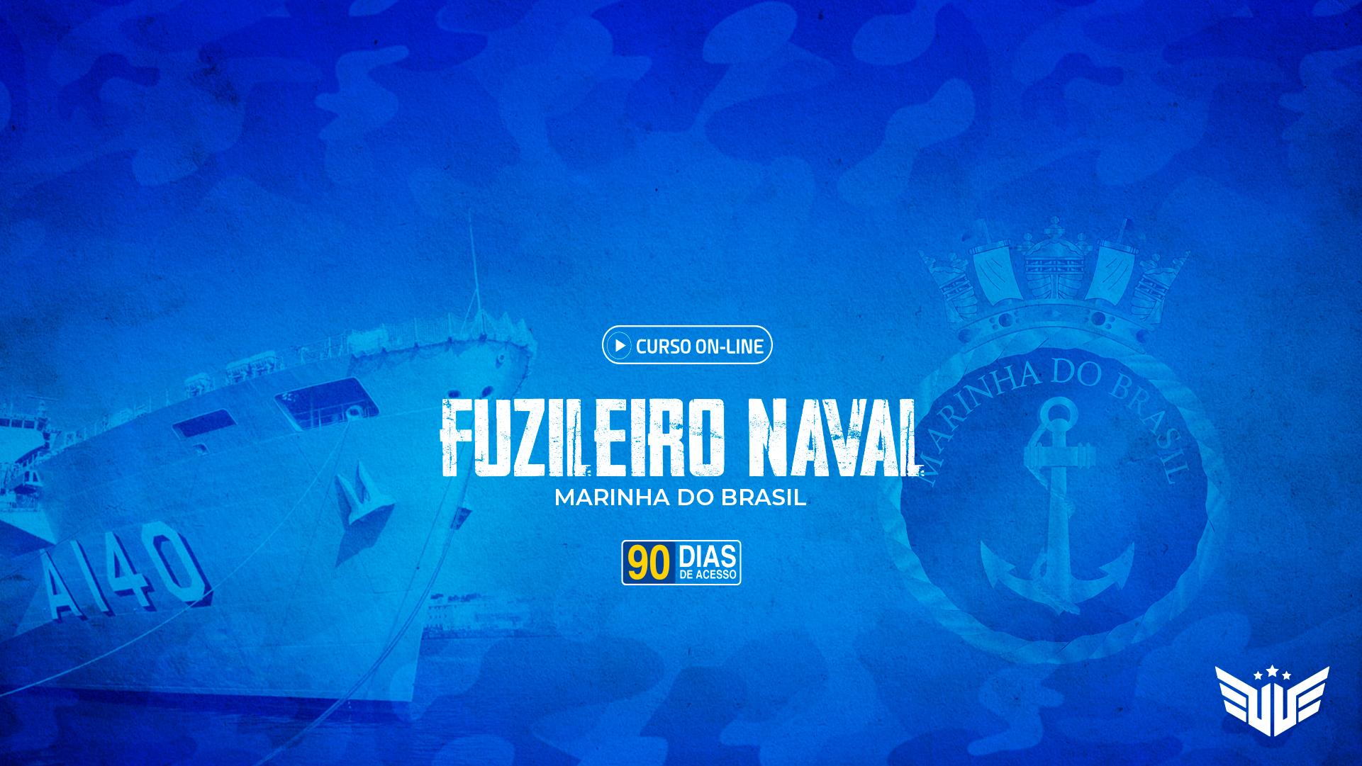 Concurso fuzileiro naval marinha do brasil