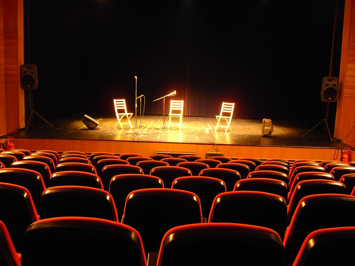 Palco auditorio