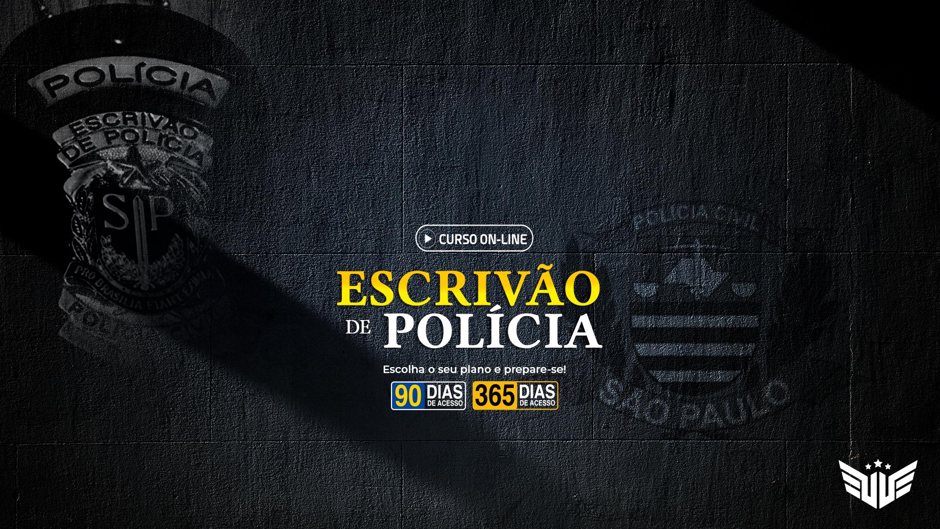 Concurso escrivao de policia civil