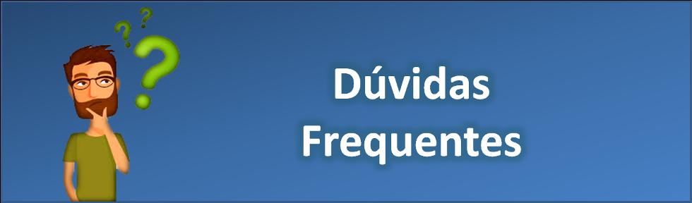 4bc9669fc18 Dúvidas Frequentes