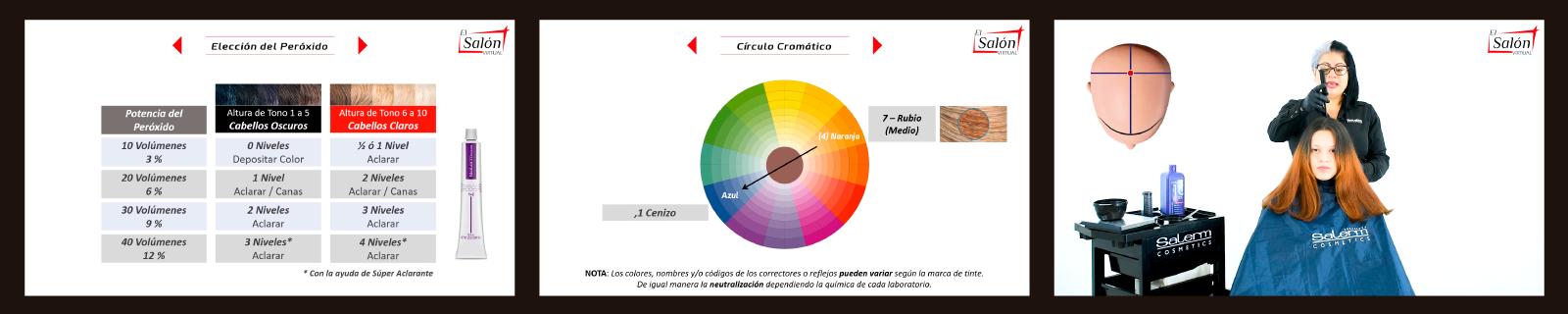 Curso Virtual de Fundamentos en Color