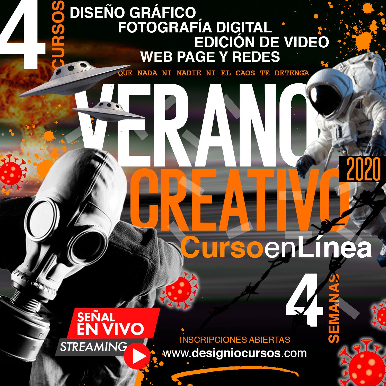 CURSO CREATIVO DE VERANO 2020