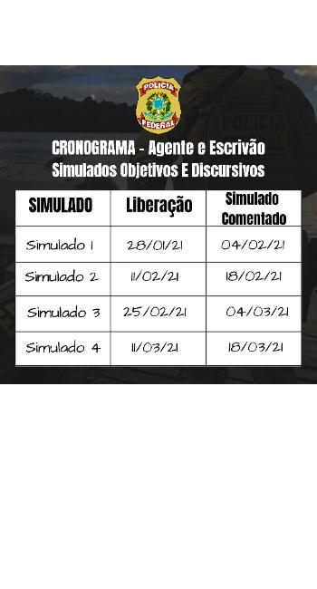 Cronograma - AEPF