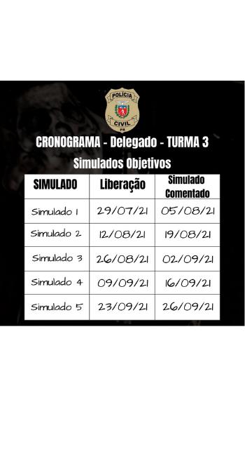 Cronograma - DPCPR 3