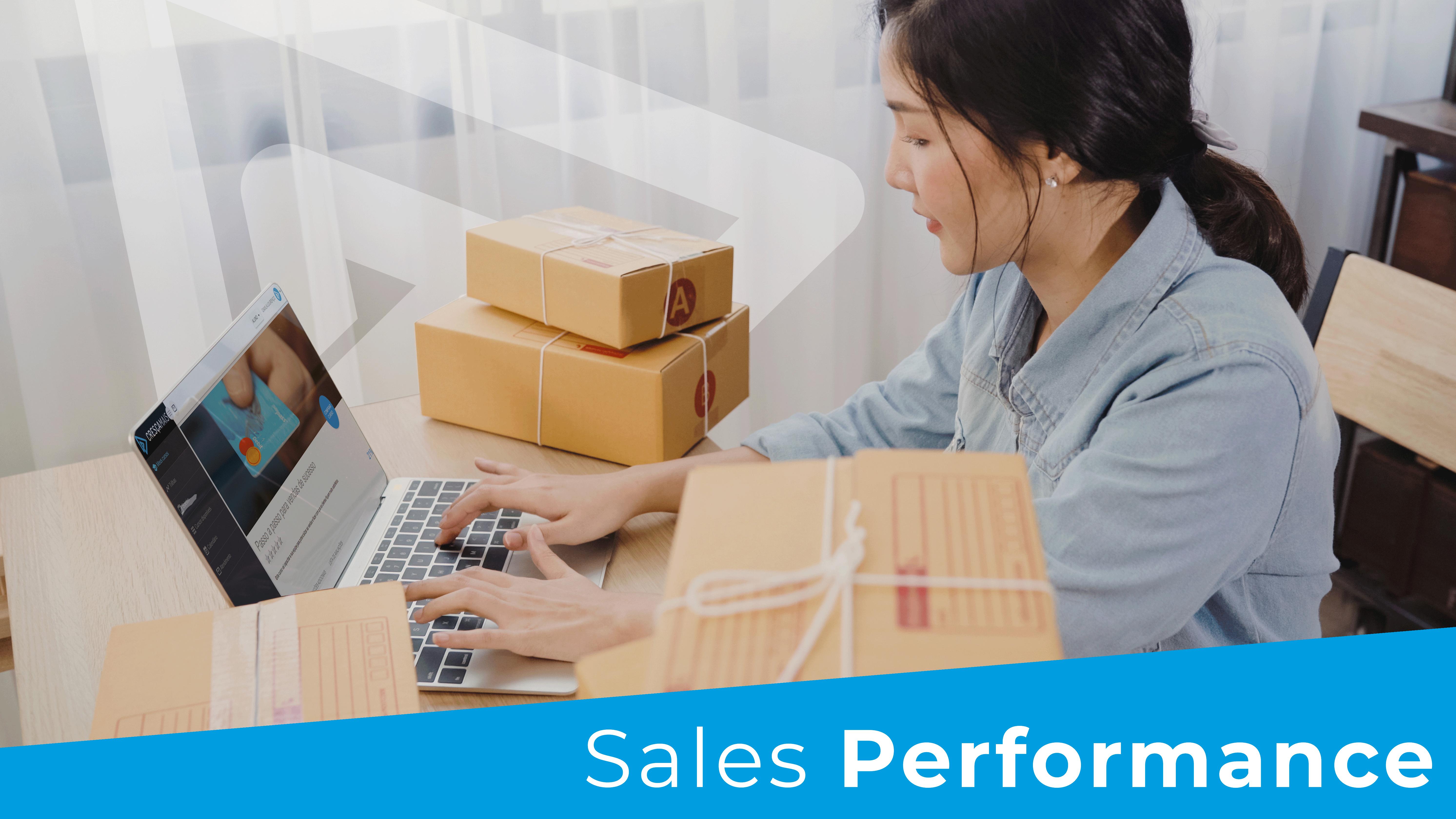 Sales performance 2