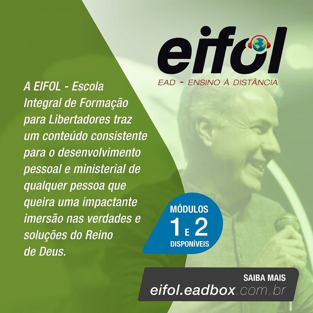 Eifol - Escola Integral de Formação para Libertadores